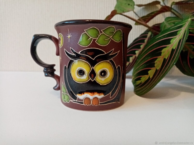 OWL, Mugs and cups, Krasnodar,  Фото №1