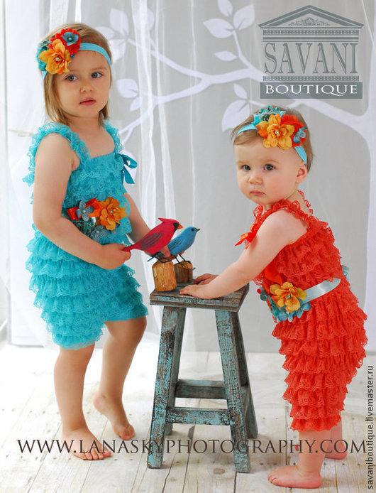 Одежда для девочек, ручной работы. Ярмарка Мастеров - ручная работа. Купить Праздничный набор для девочки. Handmade. Повязка на голову