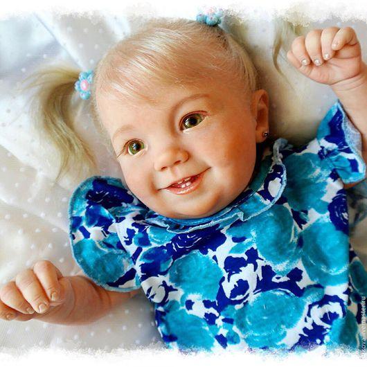 Куклы-младенцы и reborn ручной работы. Ярмарка Мастеров - ручная работа. Купить Кукла реборн Emilia (Эмилия) by Ping Lau. Handmade.