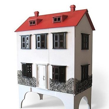 Куклы и игрушки ручной работы. Ярмарка Мастеров - ручная работа Голландский домик. Handmade.