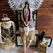 Куклы и игрушки ручной работы. Ярмарка Мастеров - ручная работа Винтажный ангел. Handmade.