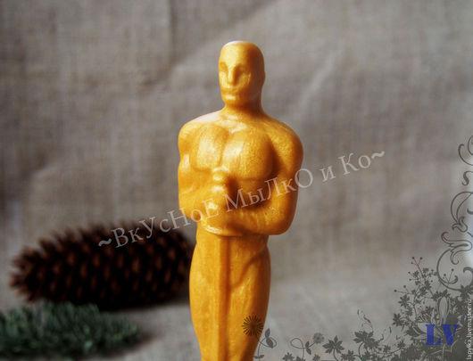 """Мыло ручной работы. Ярмарка Мастеров - ручная работа. Купить Мыло для рук """"Оскар"""". Handmade. Оскар, мыло оригинальное, для конкурсов"""