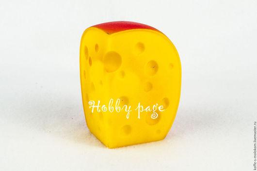 Материалы для косметики ручной работы. Ярмарка Мастеров - ручная работа. Купить Силиконовая форма для мыла Сыр. Handmade. Форма для мыла