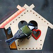Сувениры и подарки handmade. Livemaster - original item The trough chamber of the heart, a Gift for Valentine`s day. Handmade.