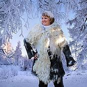 Одежда ручной работы. Ярмарка Мастеров - ручная работа Пальто зимнее. Handmade.