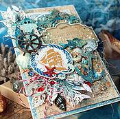 Открытки handmade. Livemaster - original item Handmade postcard