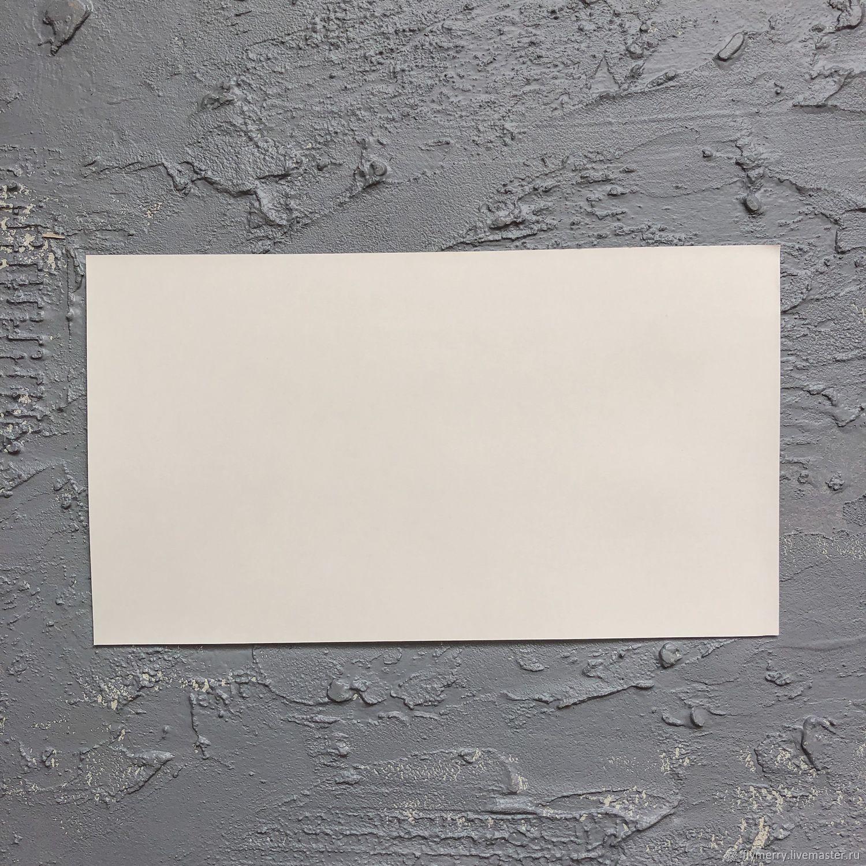 Бумага для основ страниц - 22 х 12,5 см (120 гр), Бумага для скрапбукинга, Москва,  Фото №1