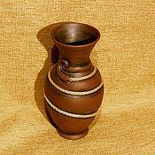 """Для дома и интерьера ручной работы. Ярмарка Мастеров - ручная работа ваза """"либерти"""". Handmade."""