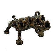 Сувениры и подарки handmade. Livemaster - original item A dog named Diode. Handmade.