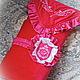 """Для новорожденных, ручной работы. Ярмарка Мастеров - ручная работа. Купить Зимнее одеяло на выписку """"Алина"""". Handmade. Фуксия, для новорожденного"""