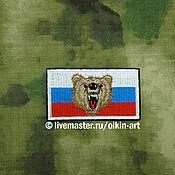 Сувениры и подарки handmade. Livemaster - original item Badge
