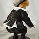 Коллекционные куклы ручной работы. Заказать малыш с собачкой. Наталья Дегтярева (Natadeg). Ярмарка Мастеров. Авторская кукла, коллекционная кукла