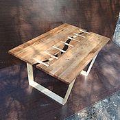 Столы ручной работы. Ярмарка Мастеров - ручная работа Журнальный стол. Handmade.