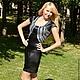 Платья ручной работы. Ярмарка Мастеров - ручная работа. Купить Коктейльное платье. Handmade. Однотонный, вечернее платье