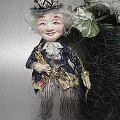 """Куклы и игрушки ручной работы. Ярмарка Мастеров - ручная работа """" Вниз по кроличьей норе"""" Глава III Безумный Шляпник продано. Handmade."""