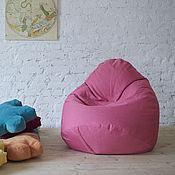 """Кресла ручной работы. Ярмарка Мастеров - ручная работа Кресло-мешок """"Поньо"""" S. Handmade."""