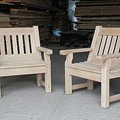Для дома и интерьера ручной работы. Ярмарка Мастеров - ручная работа Английское садовое кресло. Handmade.