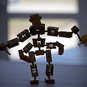 Приколы ручной работы. Ярмарка Мастеров - ручная работа Робот xxl. Handmade.