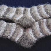 Аксессуары handmade. Livemaster - original item Teen-age knitted socks. Handmade.