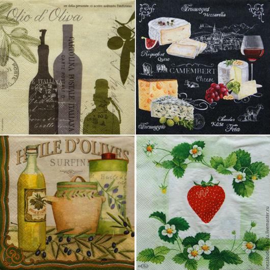 «Olio d oliva» 361 «Cheese» 363 «Huile d olives» 360 «Клубничка» 358