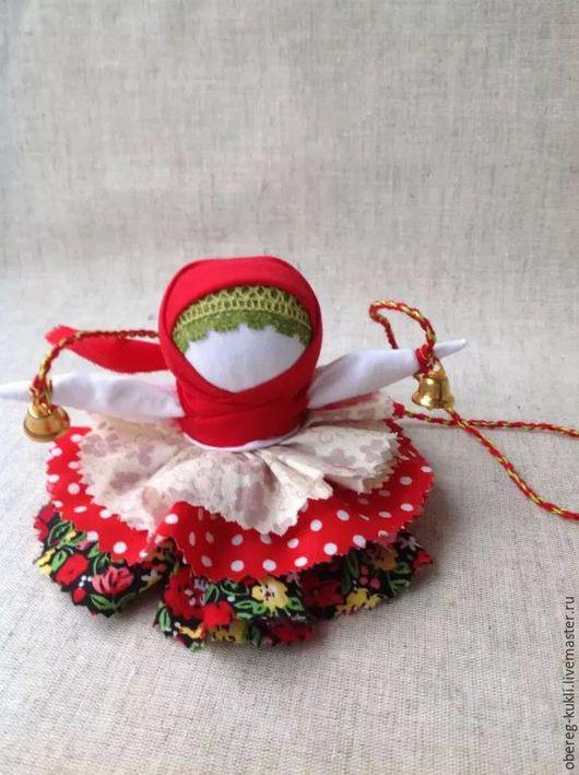"""Народные куклы ручной работы. Ярмарка Мастеров - ручная работа. Купить Куколка """" Добрых вестей"""" или """"Валдайский колокольчик"""". Handmade."""