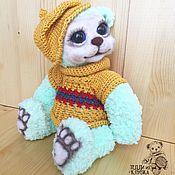 Куклы и игрушки handmade. Livemaster - original item Sale! Teddy Bear Mint. Handmade.