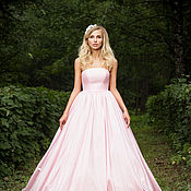 Свадебный салон handmade. Livemaster - original item Wedding dress
