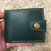 Кошельки ручной работы. Ярмарка Мастеров - ручная работа Кожаный кошелёк ручная работа. Handmade.
