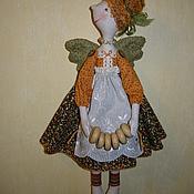 Куклы и игрушки ручной работы. Ярмарка Мастеров - ручная работа Кухонная феечка. Handmade.