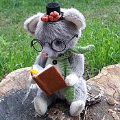 Куклы и игрушки ручной работы. Ярмарка Мастеров - ручная работа Мышка Пип. Handmade.
