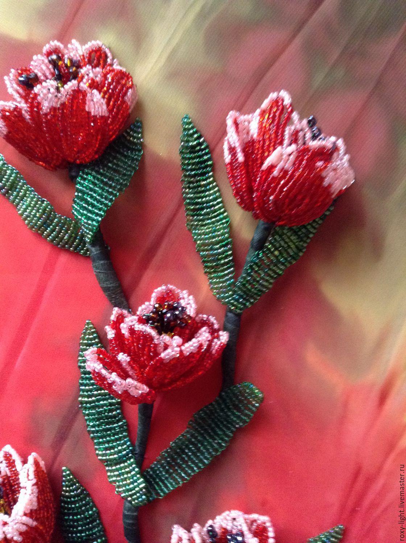 Картина тюльпаны, Картины, Брянск,  Фото №1