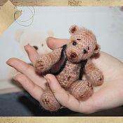 Куклы и игрушки ручной работы. Ярмарка Мастеров - ручная работа Медвежонок Чарли. Handmade.