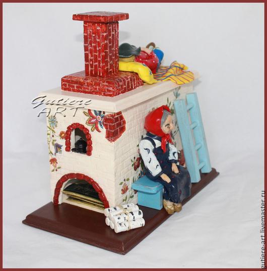 Кухня ручной работы. Ярмарка Мастеров - ручная работа. Купить чайный домик  Емеля. Handmade. Чайный домик, лучший подарок