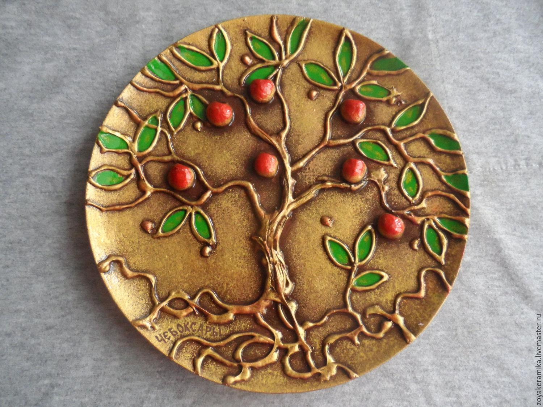 Яблоня-Древо жизни, Картины, Чебоксары, Фото №1