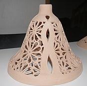 Для дома и интерьера ручной работы. Ярмарка Мастеров - ручная работа Ажурный плафон. Handmade.