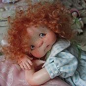 """Куклы и игрушки ручной работы. Ярмарка Мастеров - ручная работа """"Тося"""". Handmade."""