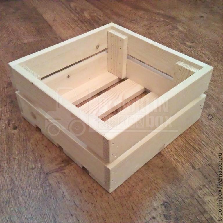 Деревянные ящик сделать своими руками 85