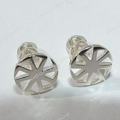 Русский стиль handmade. Livemaster - original item Rotifer Earrings. Handmade.