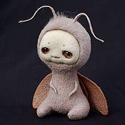 Куклы и игрушки ручной работы. Ярмарка Мастеров - ручная работа Мотылек. Handmade.
