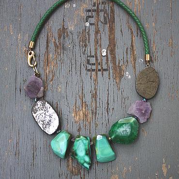 Decorations handmade. Livemaster - original item Necklace