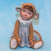 """Куклы и игрушки ручной работы. Ярмарка Мастеров - ручная работа Теддидолл """"Анфиса"""". Handmade."""