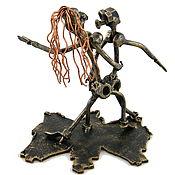Сувениры и подарки handmade. Livemaster - original item Latin dancers №1. Handmade.