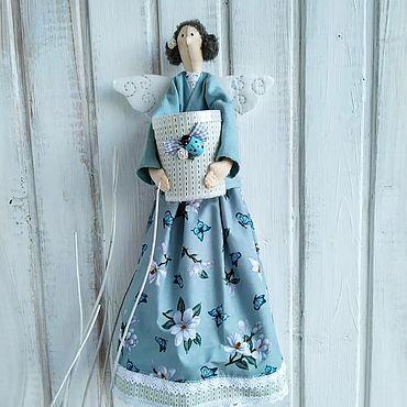 Куклы и игрушки ручной работы. Ярмарка Мастеров - ручная работа Банная фея Первый Иней. Handmade.