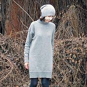 Одежда handmade. Livemaster - original item Sweater dress. Handmade.