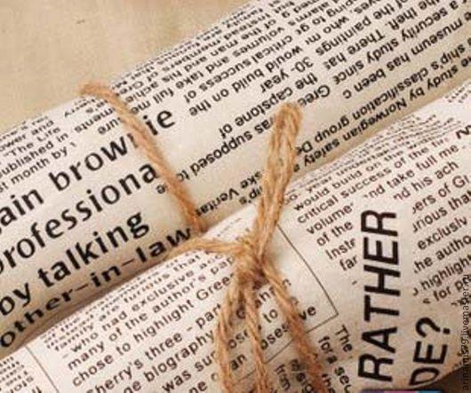Шитье ручной работы. Ярмарка Мастеров - ручная работа. Купить Газета. ткань, хлопок.. Handmade. Японский пэчворк, японский хлопок