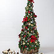 Подарки к праздникам handmade. Livemaster - original item Interior Christmas tree