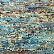 Картины и панно ручной работы. Ярмарка Мастеров - ручная работа Голубая лагуна. Handmade.
