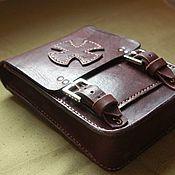 Классическая сумка ручной работы. Ярмарка Мастеров - ручная работа Набедренная сумка. Handmade.