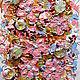 Объемная картина «Цветочный сон уходящего лета..`Катерины Аксеновой картина цветы,картина осень,объемная картина, смешанная техника