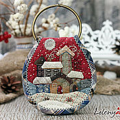 handmade. Livemaster - original item Japanese patchwork. The housekeeper